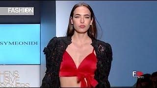 KYRIAKI SYMEONIDI Fall 2019 25th AXDW Athens - Fashion Channel