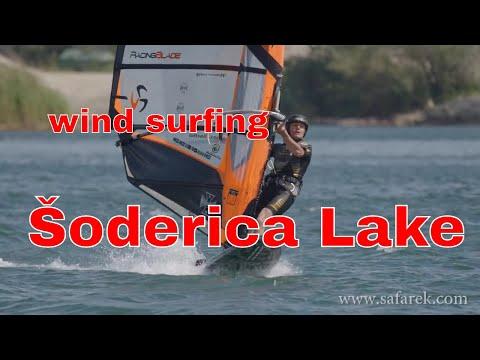 Šoderica – windsurfing