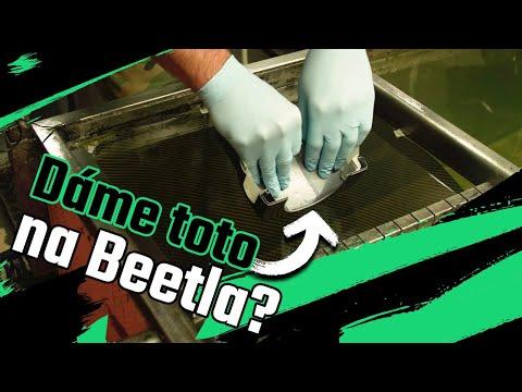 Projekt VW Beetle 12 - Čo je hydrografika? A prečo ju chceme na Beetla?