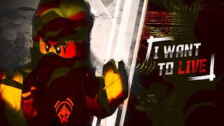 I Want To Live (Skillet) - Ninjago Tribute