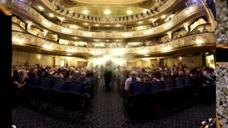 MHT Blackpool Audience Arrival