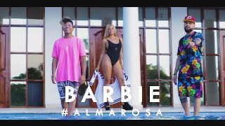Kiwy Long - Barbie Ft Jeivy Dance, Dunamis  #AlmaRosa (Prod. By Passa Passa music)