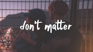 Don't Matter - Akon - Cifra Club