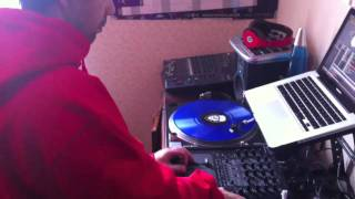Dj Shock Scratch Practice