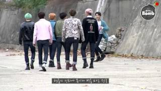 [BANGTAN BOMB] The Amazing Spider-kook..! - BTS (방탄소년단)