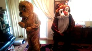 Bracket  ft. Tekno - Panya -  dance by Bo and Zim