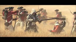 Assassin's Creed 3 trailer (Iron background)