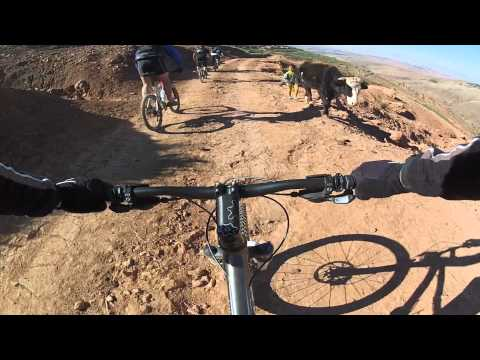 Morocco MTB2 GoPro HD Hero 2 chesty