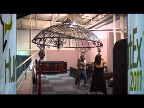 HuntEx 2011 – Set up video