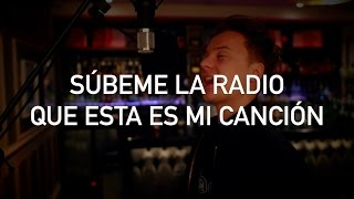 Conor Maynard & Anth - Subeme La Radio (Enrique Iglesias cover, with lyrics)