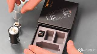 Aspire Athos Unboxing with VapeMeet