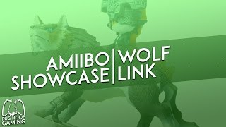 What does the Wolf Link amiibo do in Twilight Princess HD? (Amiibo Showcase & amiibo gameplay)