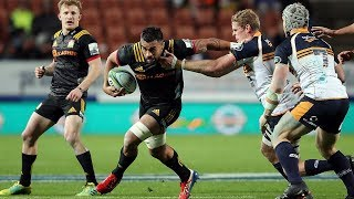 ROUND 18 HIGHLIGHTS: Chiefs v Brumbies – 2018