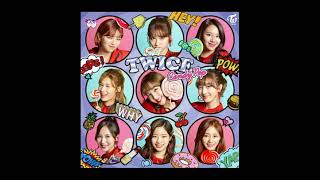 TWICE - Candy Pop【Official instrumental】