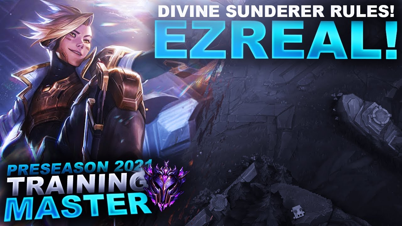 HuzzyGames - DIVINE EZREAL IS AWESOME! BEST ALTERNATIVE TO THE DH /ECLIPSE CHAMPS? | League of Legends