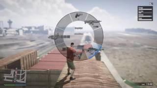 GTA V: NBK 666 Clips Part 2