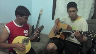 Duelo de banjo no bandolin!!