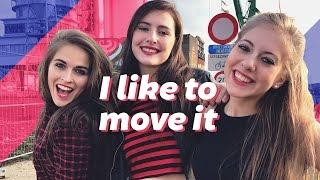 """""""I LIKE TO MOVE IT"""" - Madagascar Dance - Dansstudio Sarah Choreography - Mastiksoul Remix"""