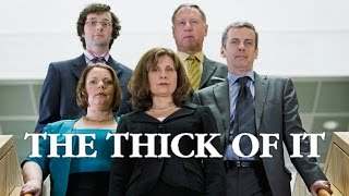 The Thick of it Marathon - September 6th at 1AM - BBC America