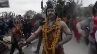 Shiv Aghori Tandav Dance | Maha Shivratri in Jammu |