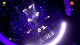 Eurovision 2010 HD Oslo - Sunstroke Project - Olia Tira Run Away - Moldova