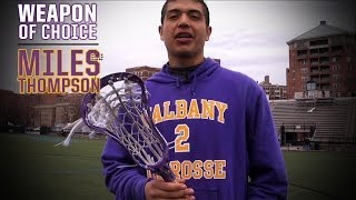 Weapon of Choice with Miles Thompson