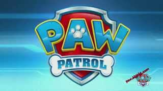 PAW Patrol DANSK DANISH Opening Intro Theme Song and Lyrics