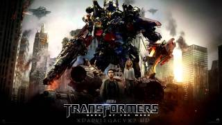 "Transformers 3 D.O.T.M. Soundtrack - 08. ""There Is No Plan"" - Steve Jablonsky"