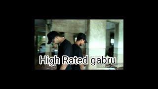 High Rated Gabru   Guru Randhawa   Official Song   Dance Cover   R & B