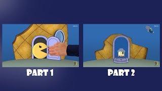 Pacman VS Spongebob Theme COMPARISON