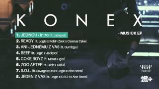 KONEX (YYY) x JACKPOT (YYY) - Jednou / intro [prod. Konex // Musick EP]