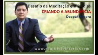 Meditação e Abundância