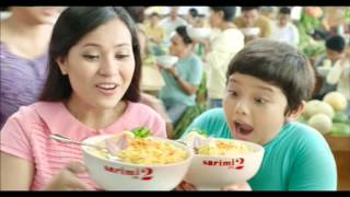 Sarimi isi dua Rasa Ayam Bawang Soimah