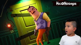 Hello Neighbor ACT 3 Intro CKN Gaming