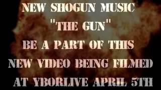 SHOGUN Assason LIVE April 5th!! 2014 Tampa Florida!