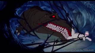 Sharptooth Attack FULL RECONSTRUCTION (The Land Before Time lost scene)
