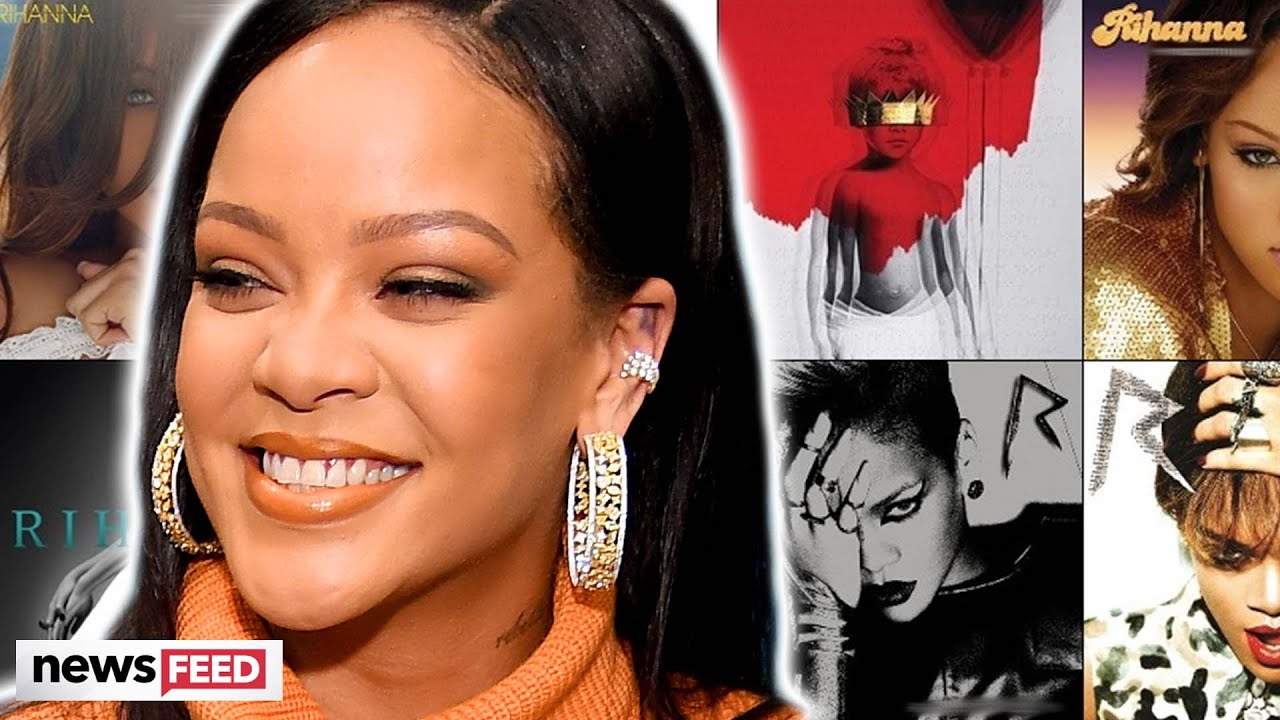"Watch ""Rihanna confirms 'R9' Is In The Works!"