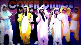 """Double You"" cover ""TT"" (TWICE) @ ""THE HUB Cover Dance"" :Zeer Ransit"