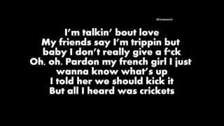 Drop City Yacht Club - Crickets ft. Jeremih Lyrics