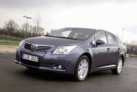 2009 New Toyota Avensis