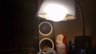 EcoSmart Soft White Bluetooth Bulb Light Sound Test- No Copyright Music