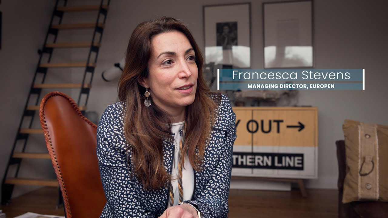 EUROPEN's Managing Director Francesca Stevens on the revision of the Packaging & Packaging Waste Directive