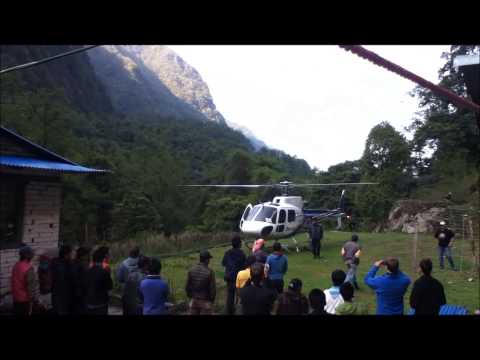 Himalayan Rescue Helicopter