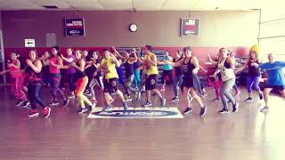 PA ARRIBA PA ABAJO LENTO - CRAZY FOR DANCE - ZUMBA SPORTLIFE, LOS ANGELES