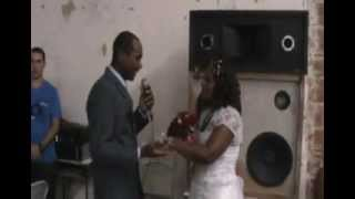 soube que me amava noivo canta para noiva