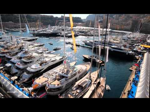 The new film of the Monaco Yacht Show