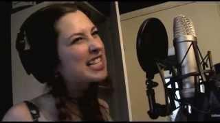 Korn - I'm Hiding (vocal cover/remix)