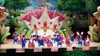 2015. 봉동유치원 5세 신랑각시춤(꼭두각시춤)
