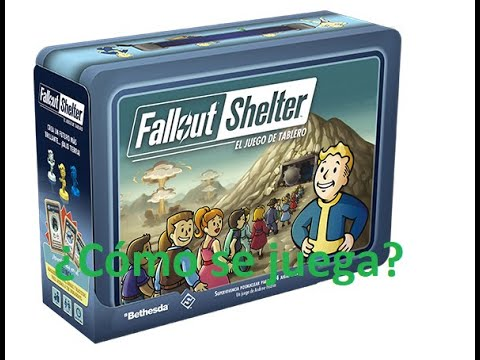 Reseña Fallout Shelter: The Board Game