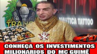 🔴  Polêmica: Conheça Os Investimentos Milionários do MC Guimê